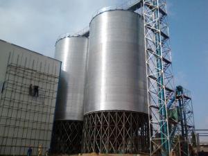 Corn warehouse