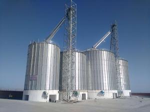 Flour warehouse